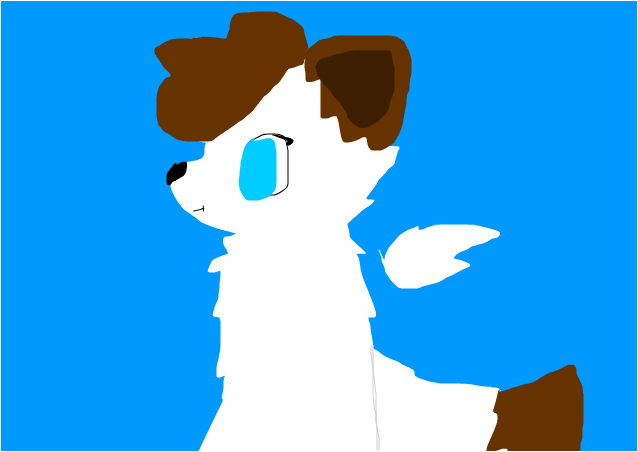 Drawing with a mouse.... XP