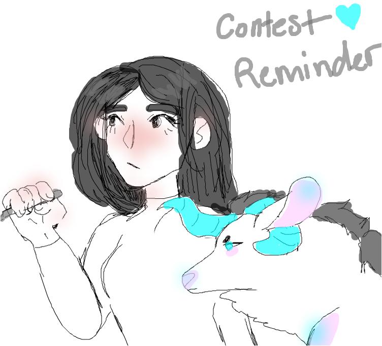 Contest reminder