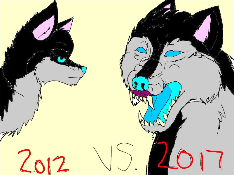 2012 VS. 2017