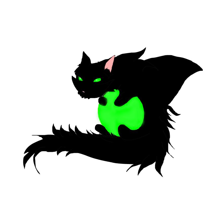 adult clamp cat