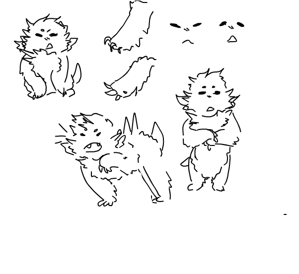 Baby/Newborn Feathertins Biology stuff :,)