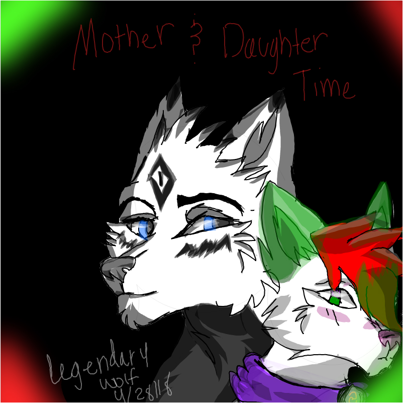 Mother & Daughter Time