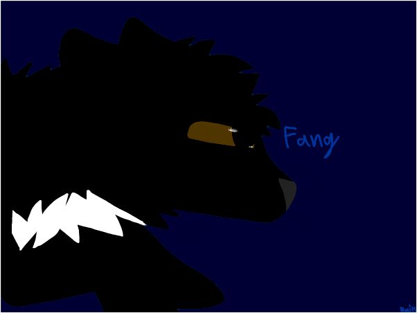 """Fang"" -Rain"