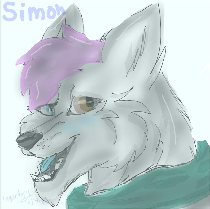 For Simon ^⁻^
