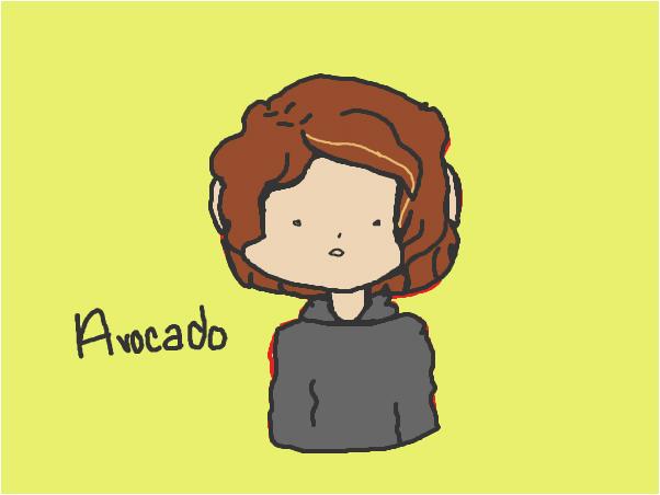 why did i draw myself [aggie]