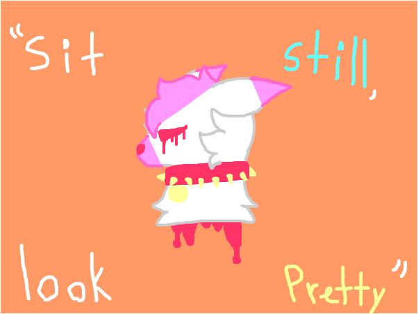 """""""Sit still, look pretty"""" -Rain [Gift]"""