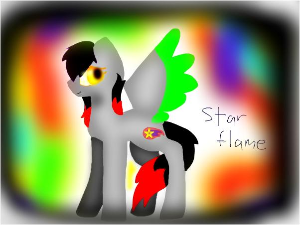 Starflame(OC)