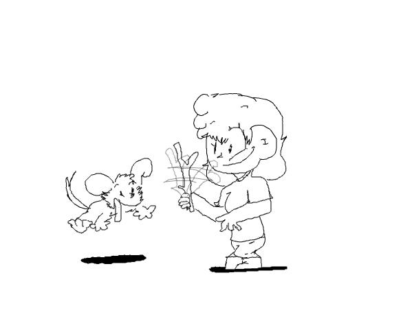 Fifi's Little Playpal