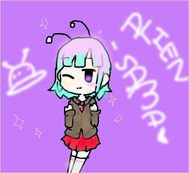 Alien-Sama