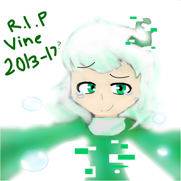 The Disappearence of Vine-chan