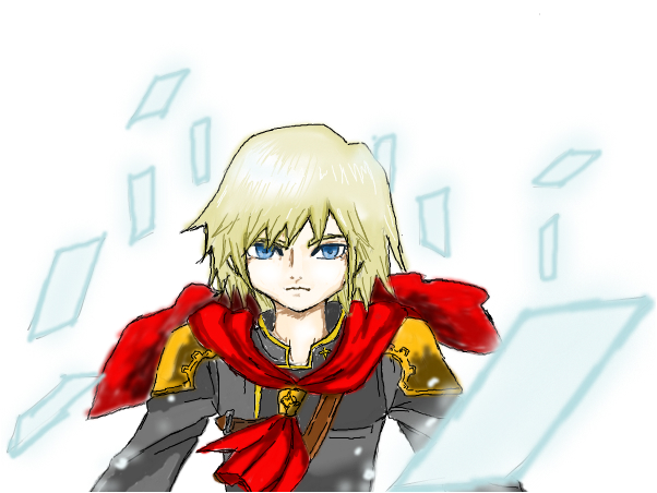 Ace  Final Fantasy Type 0