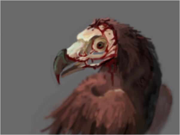 Птица смерти