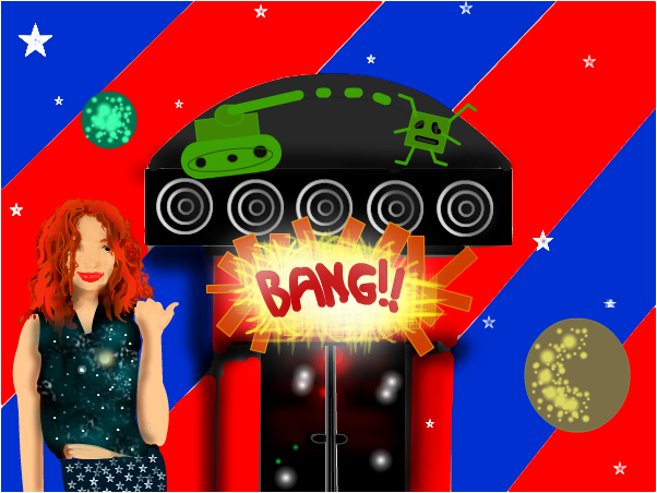 Bang !!