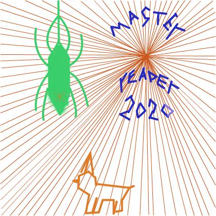 master reader tshirt 2020