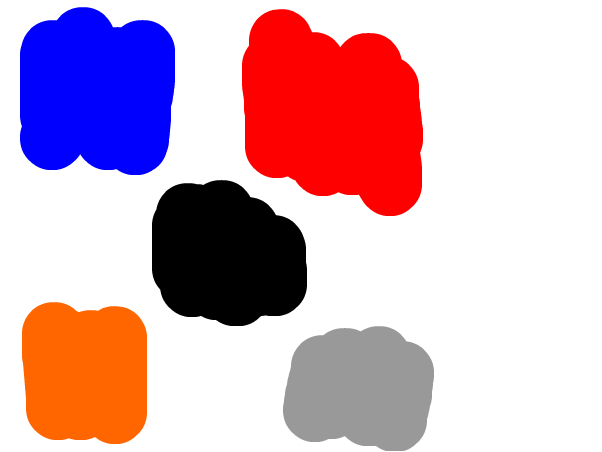 My favorite colors