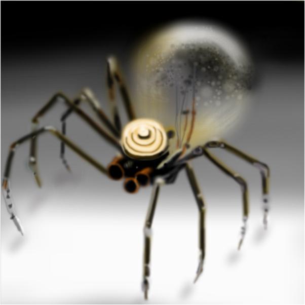 So So Spider