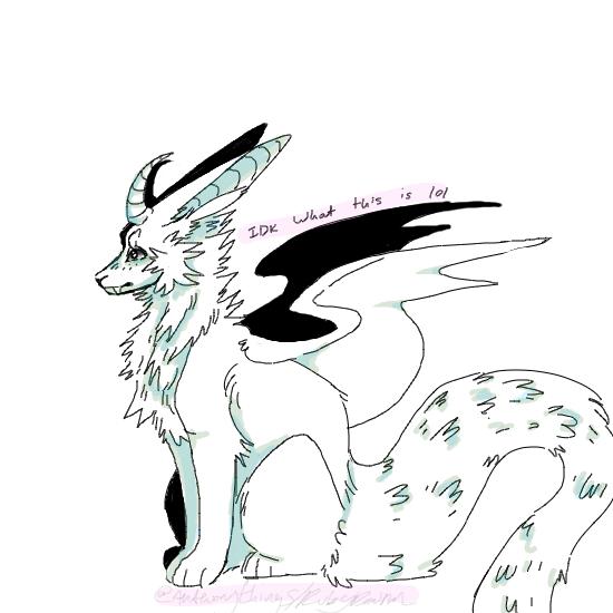 dragon rabbit thingy