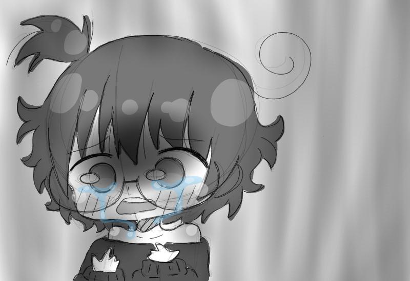 Sad breakdown