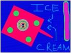 ice cream ROCKS!!!!!