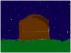jesus's barn