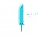 ice warrior sword