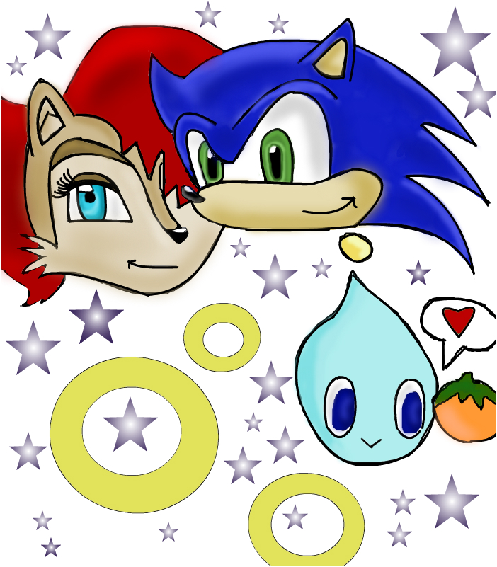 Sonic And Sally