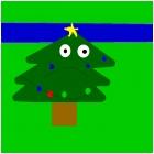 A Sad Christmas For A Tree