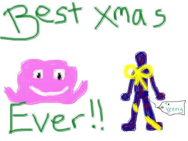 Krang's Christmas