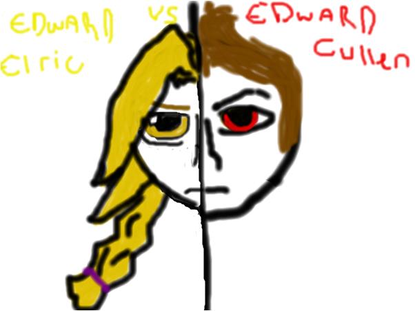 Ed elric vs ed cullen