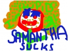 samantha sucks