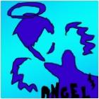 Angel graffic
