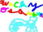 'Wacky Oshawotts' Logo