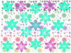 polkadot  flower