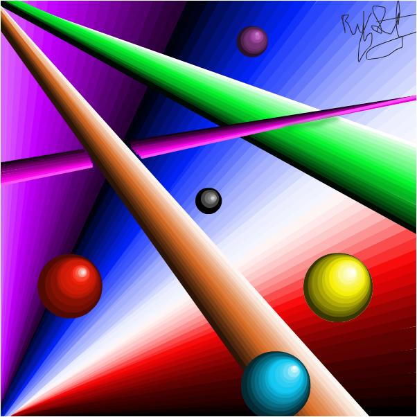 space billiards