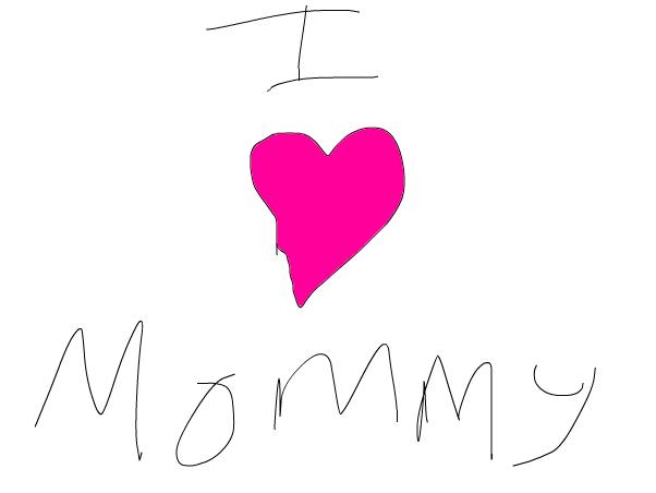 i wuv mommy
