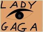 the eye of gaga