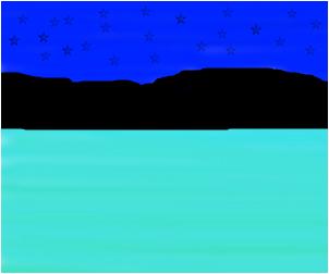 Nite in the Ocean
