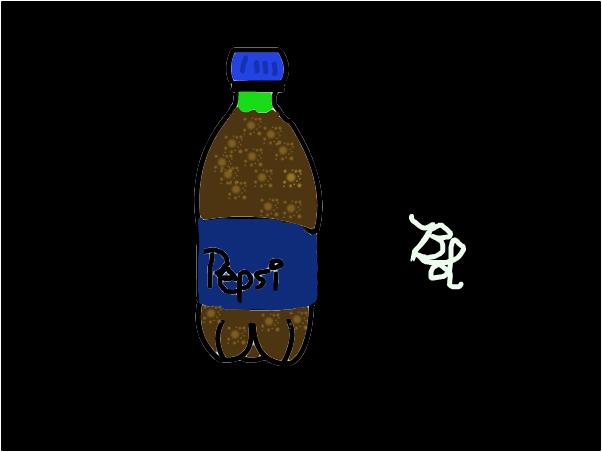My Pepsi Bottle