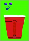 To Wolfluvinperson: Red Solo Cup