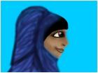 Bump Hijab style
