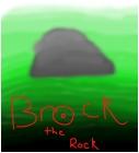 Brock the rock