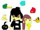 Total Drama Island now with Angry Birds!!!!