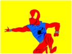 how to draw scarlet spider