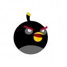Bomb bird Angry Birds