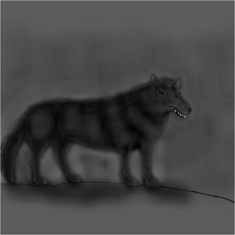 Rise Of The Dark Wolf