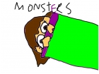 monsters in my bed