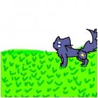 fan art fur bluefur
