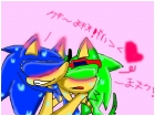 sonic and scourge yaoi