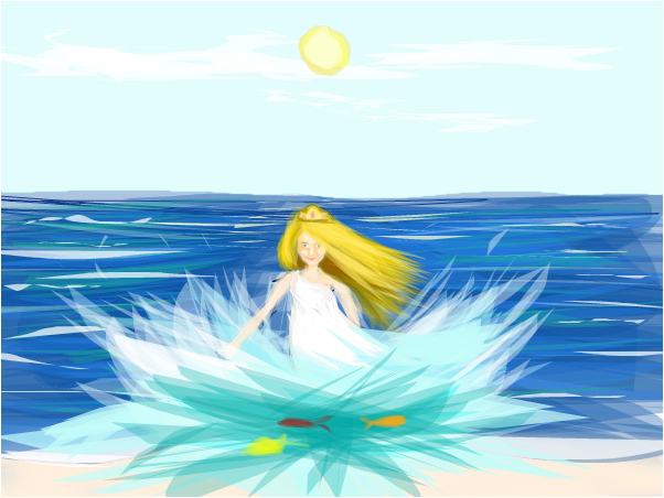 The Siren (Out Of The Sea)