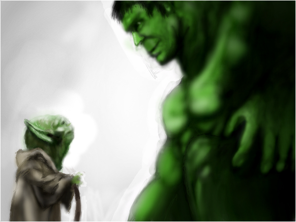 """""""HULK """" YOUR FATHER I AM"""